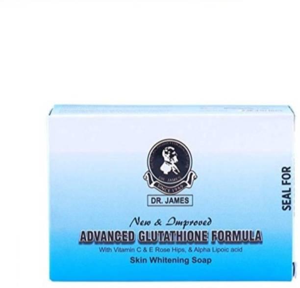 DR. JAMES ACNE AND PIMPLE CONTROL SKIN WHITENER SOAP OF USA ORIGIN