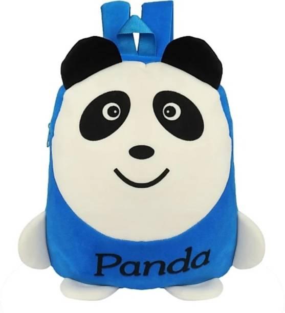 3G Collections Panda Teddy Bear Soft Toy Kids Plush Bag/ Backpack Bag/ School Bag/ Carry Bag/ Picnic Bag/ Teddy Bag Waterproof School Bag