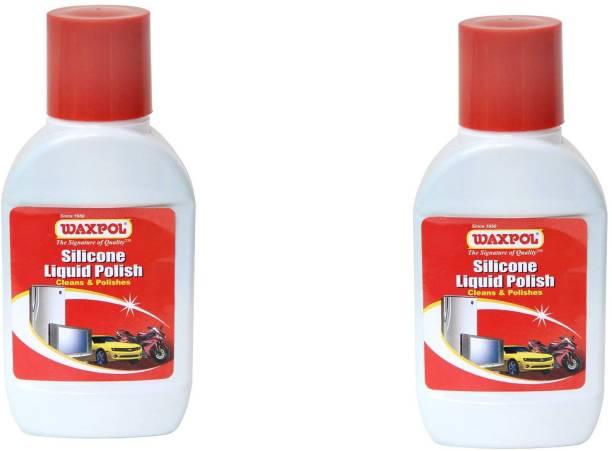 waxpol Liquid Car Polish for Exterior