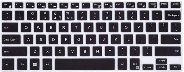 Saco Chiclet for Dell Vostro V3446 Laptop Keyboard Skin