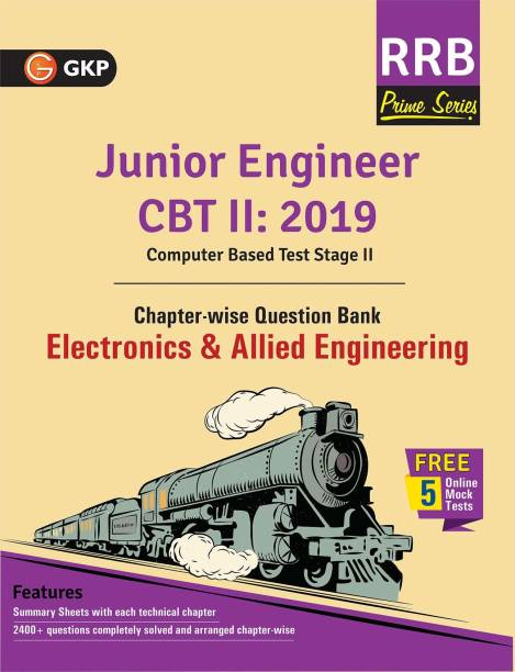 Junior Engineer CBT 2 - Chapter-Wise and Topic-Wise Question Bank - Electronics & Allied Engineering