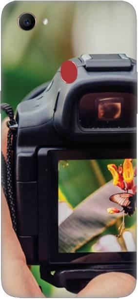 Crockroz Back Cover for Oppo F7