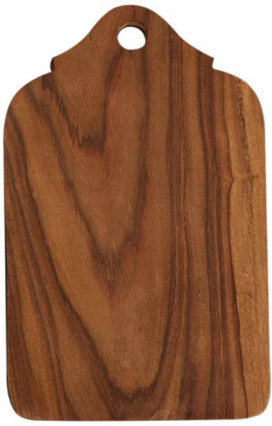 The Indus Valley SHEESHAM WOOD CHOPPING BOARD (RECTANGLE | 1 INCH THICK) Wooden Cutting Board