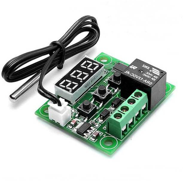 Electrobot W1209 Digital Thermostat Temperature Sensor and Controller Electronic Hobby Kit