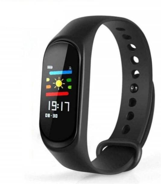 Fangtooth M3 Smart Band Fitness Tracker Watch Heart Rate with Activity Tracker Fitness Band