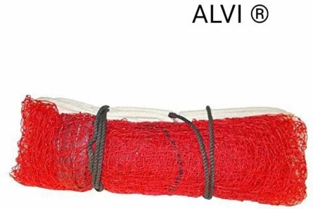 Alvi export quality Red Badminton Net