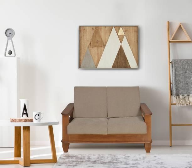 @Home by nilkamal Elena Fabric 2 Seater  Sofa