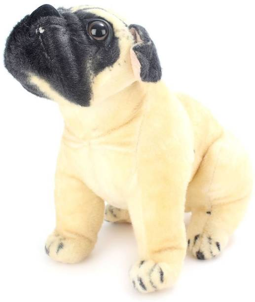 Tako bell pug dog 32cm Stuffed Toy Finger Puppets