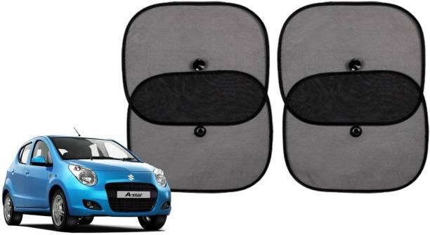 Riderscart Side Window Sun Shade For Maruti Suzuki Universal For Car