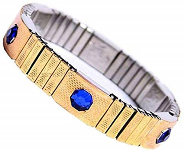 shahinpearlmart Alloy, Metal Gold-plated Bracelet
