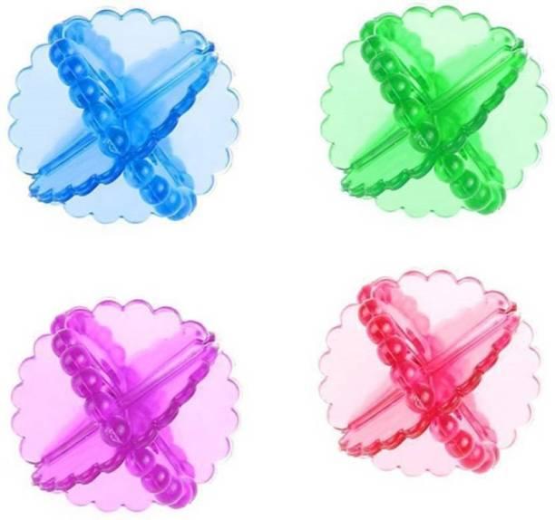 Skylight Dry Laundry Balls (20 g, Pack of 4) Detergent Bar