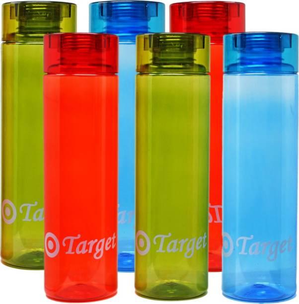 Flipkart SmartBuy Mix Water Bottles 1200 ml Bottle