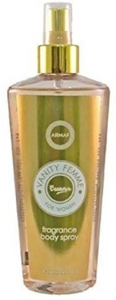ARMAF Vanity Femme Essence Fragrance Body Spray For Women 250 ML Deodorant Spray  -  For Women