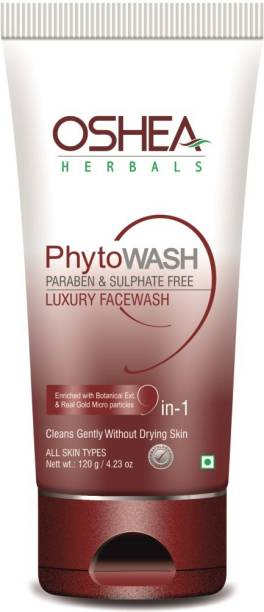 Oshea Herbals Phytowash Luxury Face Wash