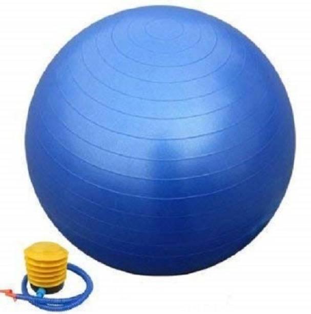 UTTARZONE Gym Exercise Ball Anti Burst Exercise Equipment For Home, Gym Gym Ball