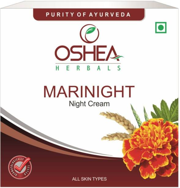 Oshea Herbals Marinight Night Cream  (50 g)