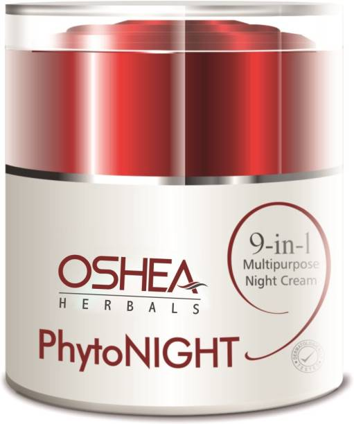 Oshea Herbals Phytonight Multipurpose Night cream  (50 g)