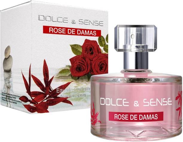 Paris Elysees Dolce & Sense Rose De Damas Eau de Parfum  -  60 ml