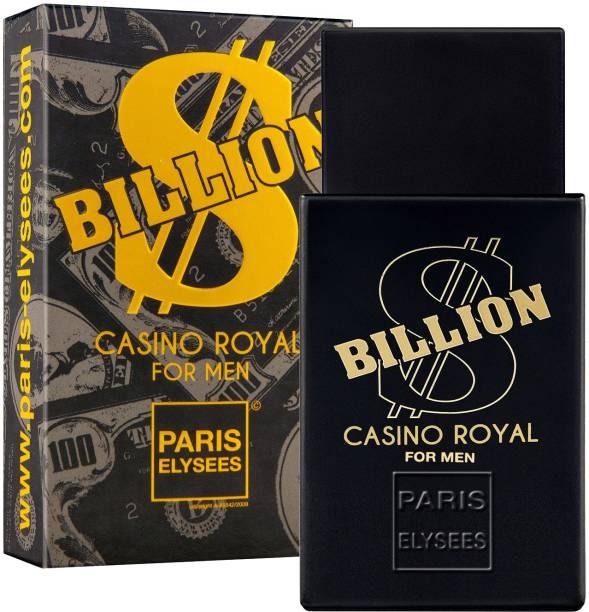 Paris Elysees Billion Dollar Casino Royal Eau de Toilette  -  100 ml