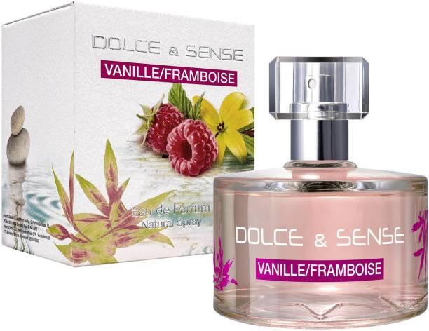Paris Elysees Dolce & Sense Vanille Framboise Eau de Parfum  -  60 ml