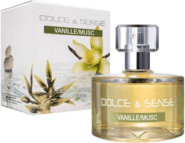 Paris Elysees Dolce & Sense VANILLE MUSC Eau de Parfum  -  60 ml