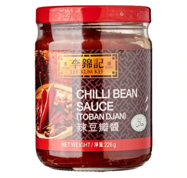 Lee Kum Kee Chilli Bean Sauce (Toban Djan) - 226g Sauces