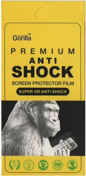 ARCHAIC Gorilla Impossible Screen Guard for Zte Blade Force