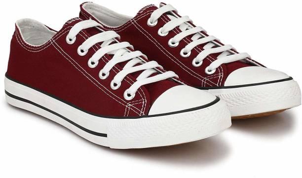 R.Com Men's Sneakers Canvas Shoes For Men