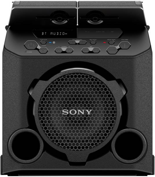 SONY GTK-PG10 With Built-In Battery Bluetooth Party Speaker