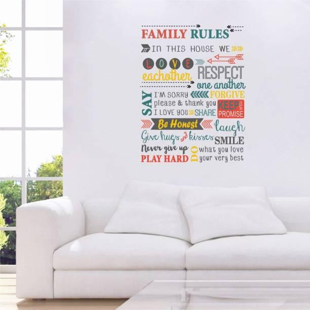 Flipkart SmartBuy Large Wall Sticker