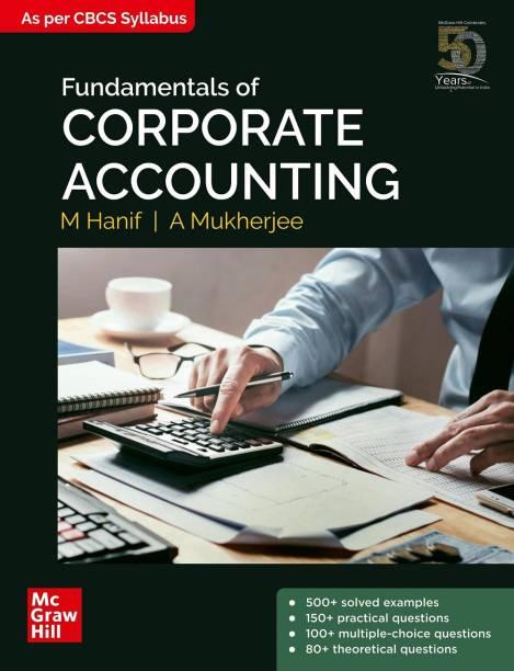 Fundamentals of Corporate Accounting (Calcutta University)