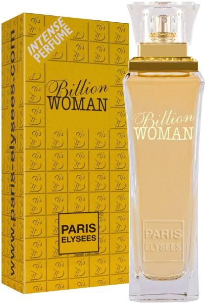 Paris Elysees Billion Woman Eau de Toilette  -  100 ml