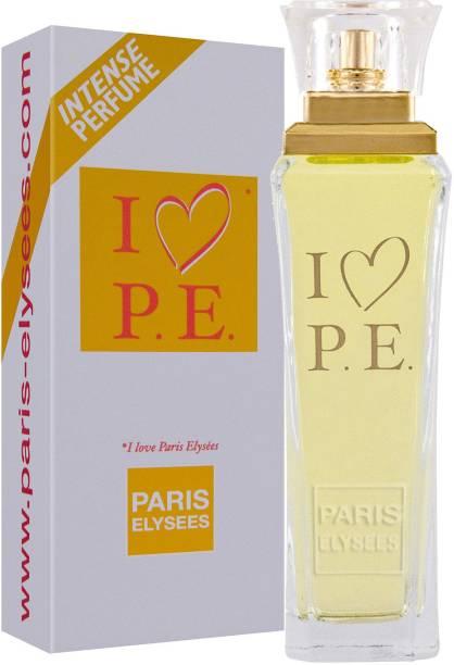 Paris Elysees I LOVE P.E. Eau de Toilette  -  100 ml