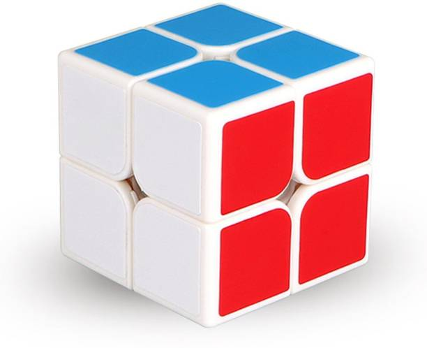 Miss & Chief 2x2 High Speed Magic Cube Puzzle Toys