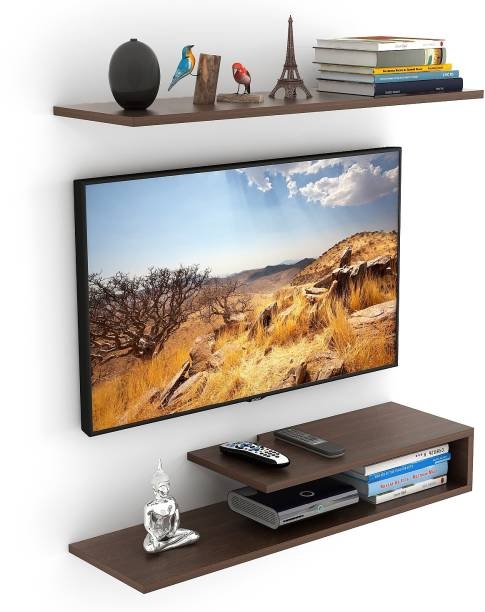 BLUEWUD Kunsua Engineered Wood TV Entertainment Unit