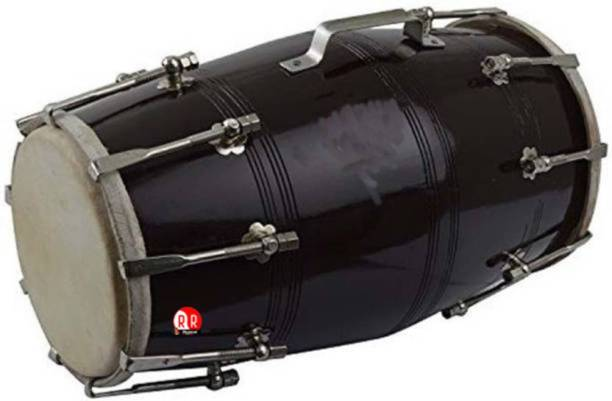 RR Musical RR MUSICALS074 Nut & Bolts Dholak