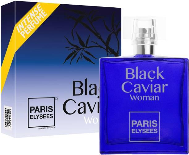 Paris Elysees Black Caviar Woman Eau de Toilette  -  100 ml