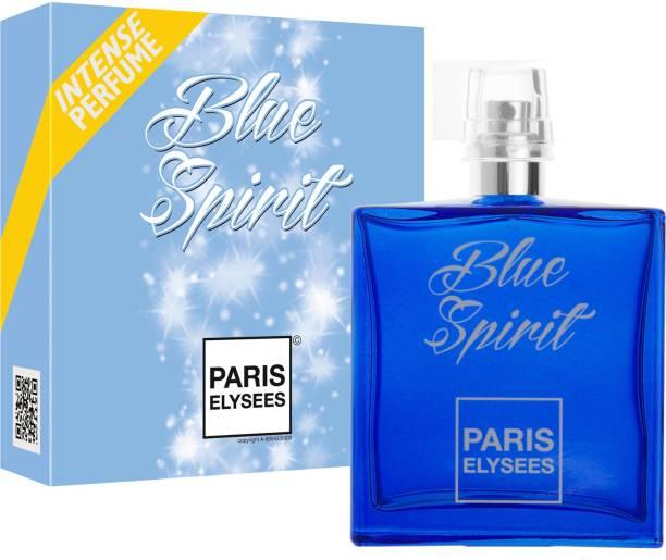 Paris Elysees Blue Spirit Eau de Toilette  -  100 ml