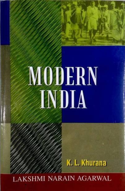 Modern India (1707-1967 A.D.)