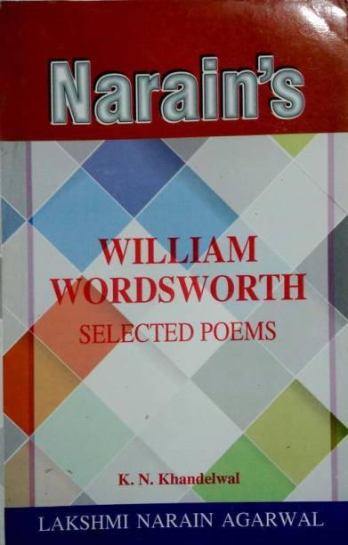 William Wordsworth - Selected Poems (Text And Notes With HINDI)