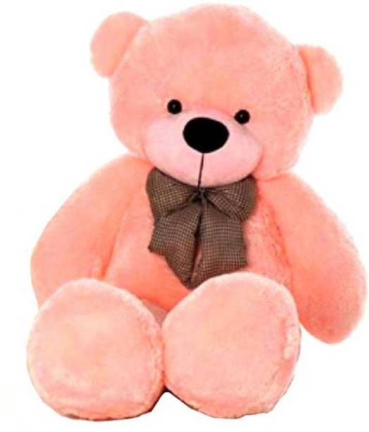 Mrbear Cute Bootsy Pink 90 Cm 3 feet Huggable And Loveable For Someone Special Teddy Bear - 90 cm (Pink)  - 90 cm