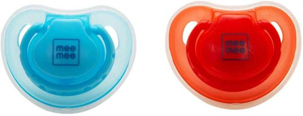 MeeMee Soft Nipple Baby Pacifier Soother