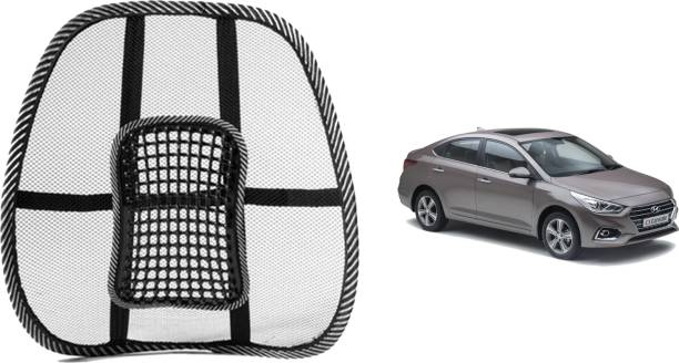 Riderscart Cotton Seating Pad For  Hyundai Verna