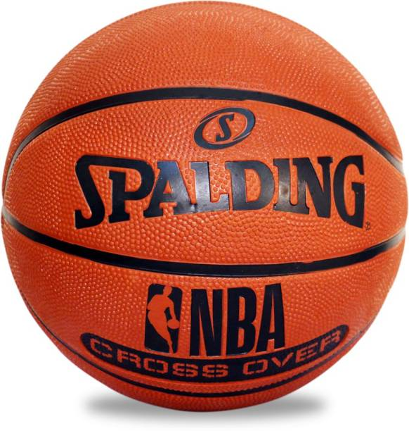 SPALDING CROSSOVER Basketball - Size: 6