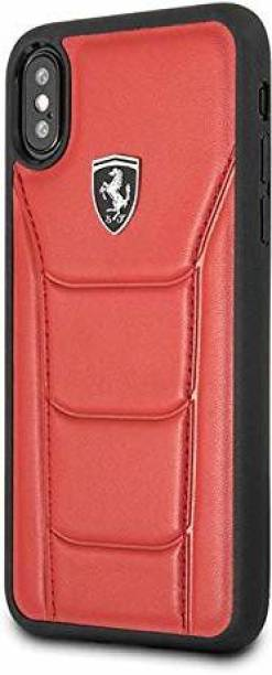 Ferrari Back Cover for Apple iPhone XS Max