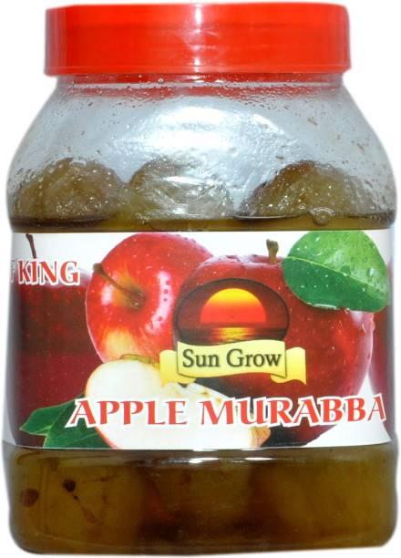 Sun Grow Organic Honey Apple Murabba