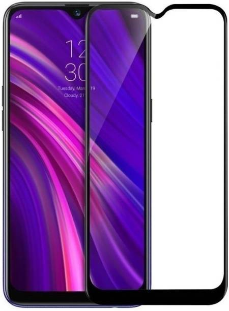 Gorilla Armour Edge To Edge Tempered Glass for Vivo Y95, Vivo Y93, Vivo Y91, Realme 3, Realme 3i, Oppo A12, Oppo A11K, Oppo A5s