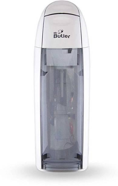 Mr. Butler Italia Pure White Soda Maker