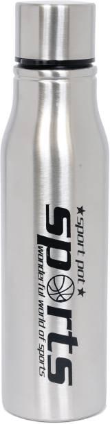 Rema Water Bottle Stainless Steel - Sports Pure Steel Bottle for School Kids, Men & Women 1100 ml Water Bottle