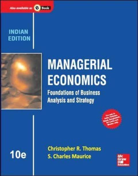 Managerial Economics 10e